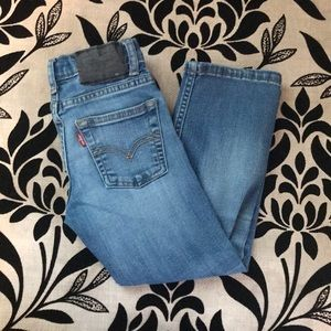 Toddler Boys Levi's Jeans